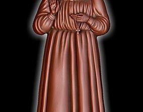 3D print model Icon Holy Matron