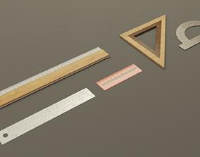 3D asset Math Geometry Tool Set