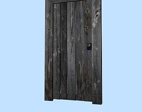 Old door3 3D model
