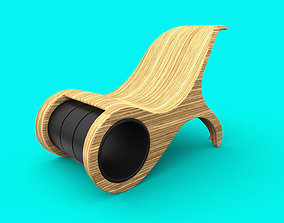 3D print model Nomada Chair