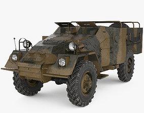 BTR-40 3D