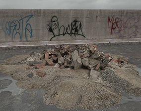 3D rubble 023 am165