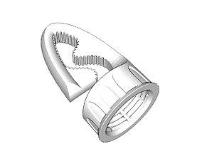 Bottle Cap Clip 3D print model