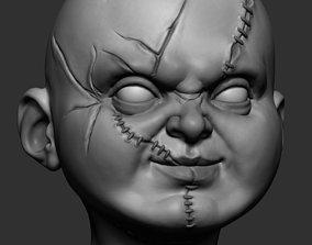 3D Chucky