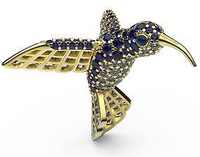Hopi HummingBird 3D printable model