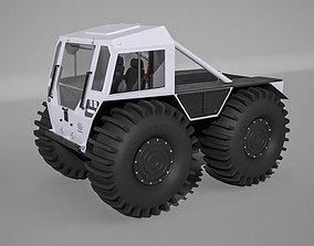 Sherp N 1200 Pickup Concept 3D