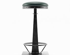 3D model Truman Bar Stool Designformfurnishings