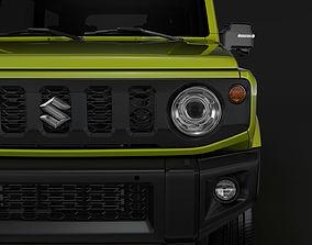 Suzuki Jimny XC 2019 3D