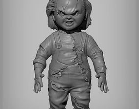 Chucky Killer Doll movie 3D model