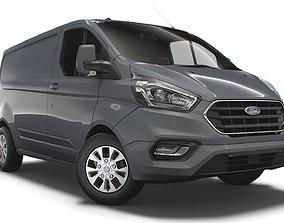Ford Transit Custom L1H1 Limited UK spec 2020 3D