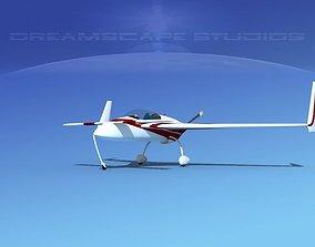 Rutan VariEze V06 3D model