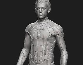 Tom Holland Spider-Man 3D print model