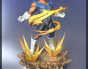 Majin Vegeta - 3d print model