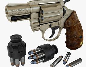 Colt Detective Special 3D
