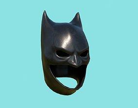 3D model Batman Mask - Character Design DC