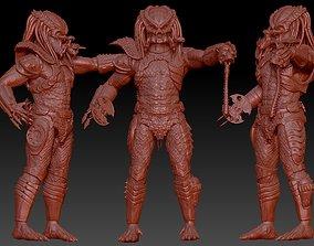 predator 2 inspired city hunter 3D printable model