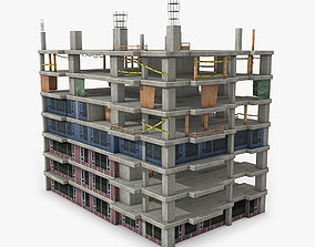 Building Construction 2 3D asset