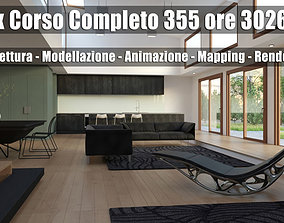 animated 3ds max Learning Station 6 Mesi Subscription un