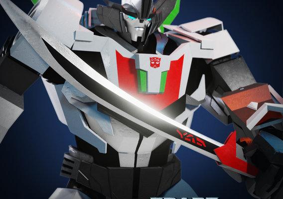 Wheeljack / Transformers Prime