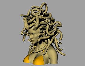 Printable Medusa Bust
