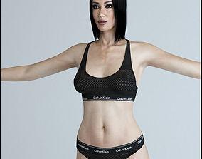3D model Woman 3