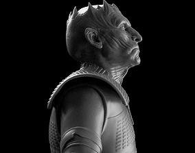 3D printable model Night King Bust v3 - Game of Thrones