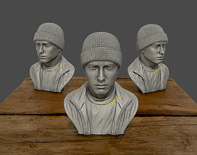 Eminem 3D bust people