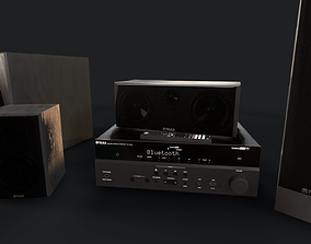 3D asset Home Theater System