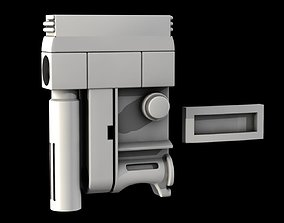 3D print model Star Wars Rogue one At-Act Helmet Nurnies