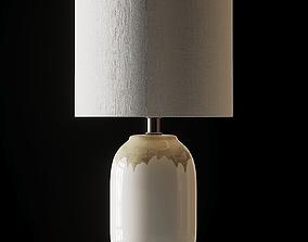 3D model COX and COX Ceramic Bedside Lamp