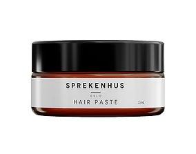 Sprekenhus Hair Paste 3D asset