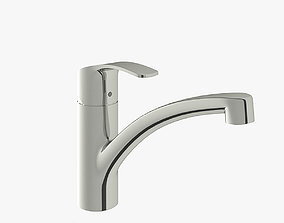 Grohe Eurosmart New mixer 3D bathroom