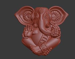 3D print model Ganesha sculpture