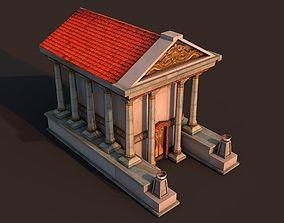 Rome Temple 2 3D model