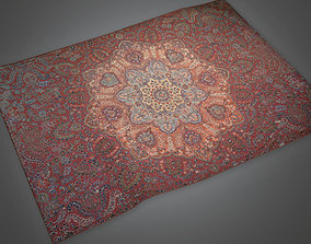 Old Red Rug Antiques - ATQ - PBR Game Ready 3D asset