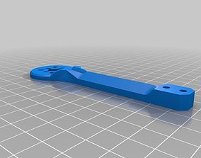 3D printable model Hovership Arm For 6 Prop