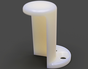 3D printable model Prusa MINI power adapter