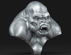 Gorilla Kong 3D print model