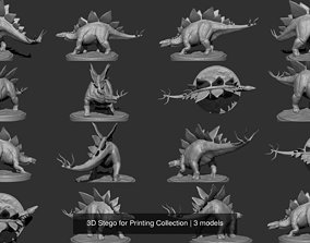 3D Stego for Printing Collection