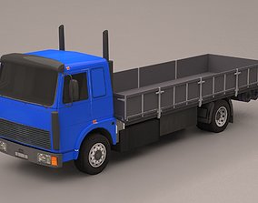 3D model realtime Truck cars