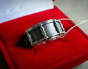 3D print model Drum ring