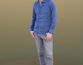 John 10318 - Standing Casual Man 3D model