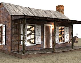 3D model Evil Dead Cabin