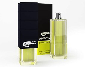 3D Trio Of Aftershaves