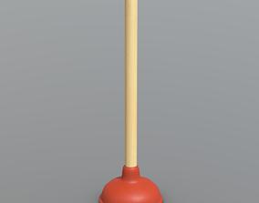 3D model realtime Plunger