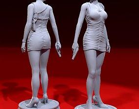 Ada Wong 3D printable model