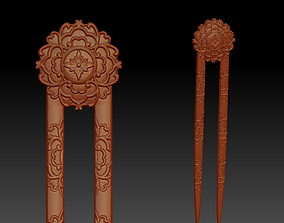 Hairpin 3D printable model