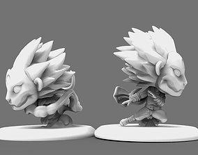 3D printable model Mado Wanda