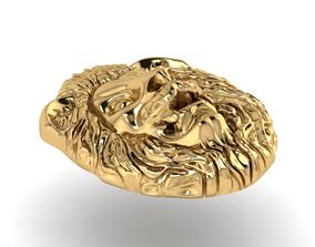 lion gold 3D printable model
