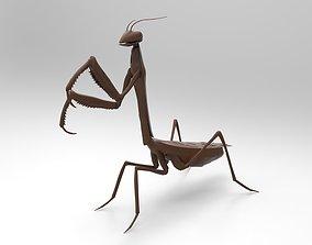 3D printable model Praying Mantis